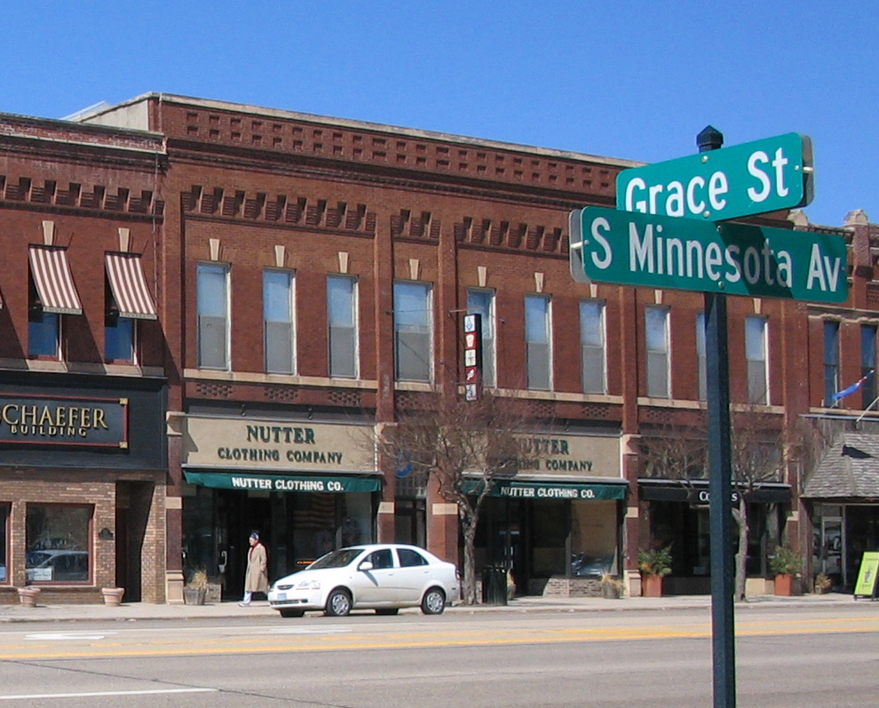 Downtown St. Peter businesses