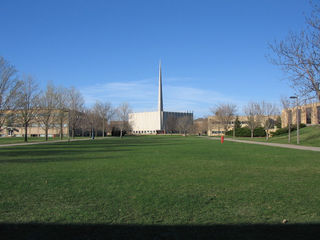 Christ Chapel today